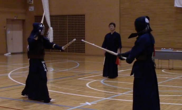 [SPOTLIGHT] - 6th Dan Senseis Battle It Out in Tokyo's Nerima Ward Kendo Festival