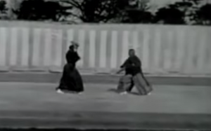 [CLASSIC VIDEO] - Takano Sensei and Nakayama Sensei Demonstrate Kata in 1929 Video!