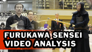 [KENDO VIDEO ANALYSIS] - Furukawa Sensei Ippon Compilation Analysis