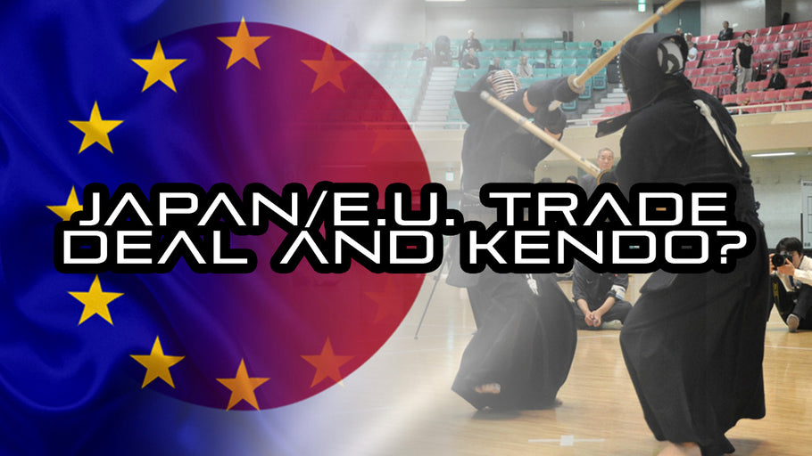 [KENDO RANT] - Japan/EU Trade Deal and Kendo? Speed for Kirikaeshi in Grading?