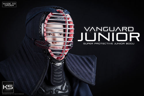 VANGUARD JUNIOR' Super Protective GUARD-STITCH KendoStar Junior Bogu Set