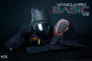 *BRAND NEW MODEL* 'VANGUARD BASIC v2' Essential Protective KendoStar Bogu Set