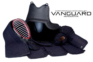 *SPECIAL LOW PRICE* - Original 'VANGUARD' Extra Protective KendoStar Bogu Set