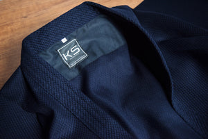 KendoStar Essentials: Single Layer Cotton Kendogi & Synthetic Hakama Uniform Set