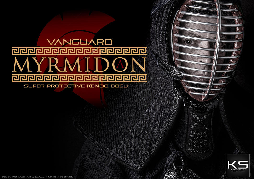 *NOW IN STOCK - READY TO SHIP* - 'VANGUARD MYRMIDON' Super Protective GUARD-STITCH KendoStar Bogu Set