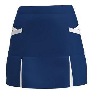 AB SPORT Women's Kick Pleat Golf Skort  NAVW - ABSport