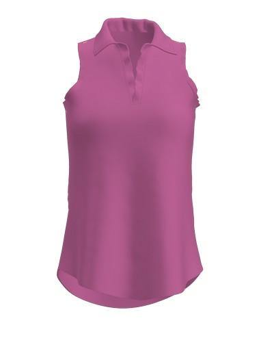 UV 40+ Racerback Sleeveless Polo