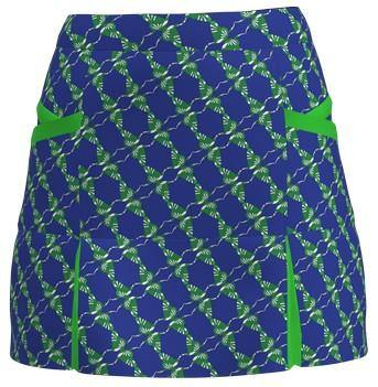 AB Sport Women's Kick Pleat Golf Skort  IBIS8 - ABSport