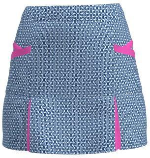 AB Sport Women's Kick Pleat Golf Skort  bskg04-79 - ABSport