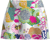 Japanese Garden Print Tennis Skirt