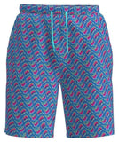 AB SPORT Men's Swim Trunks SWM01 - SAILF1 - ABSport
