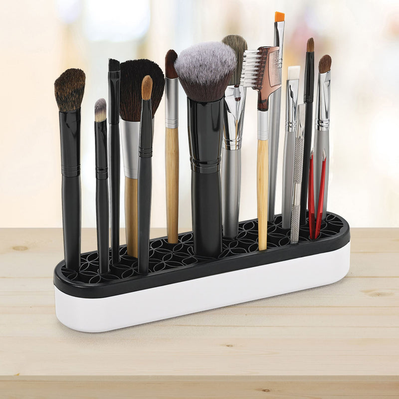 Silicone Brush and Tool Organizer