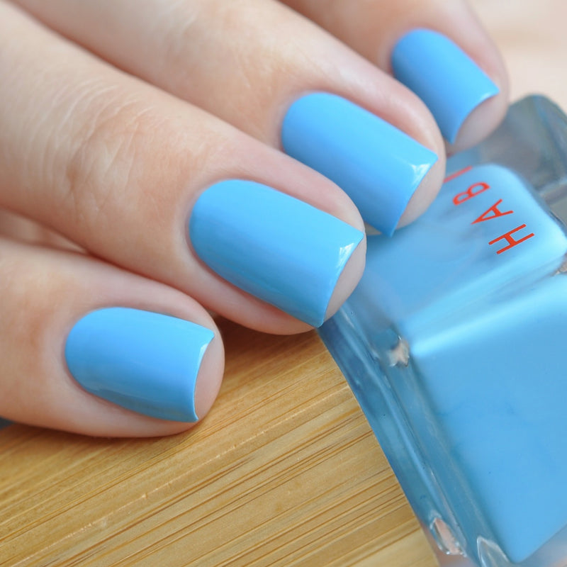Swimming Pool Nail Polish