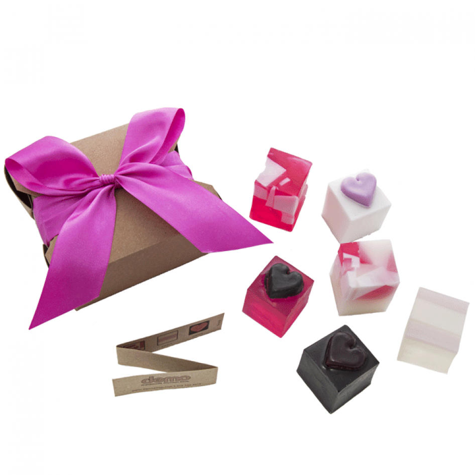 Love Soap Box Gift Set