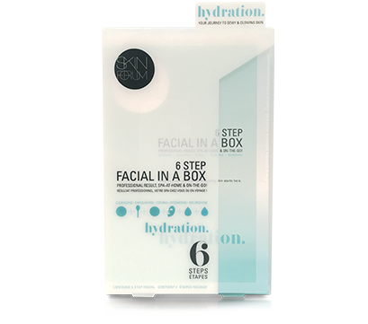 HYDRATION Facial In A Box