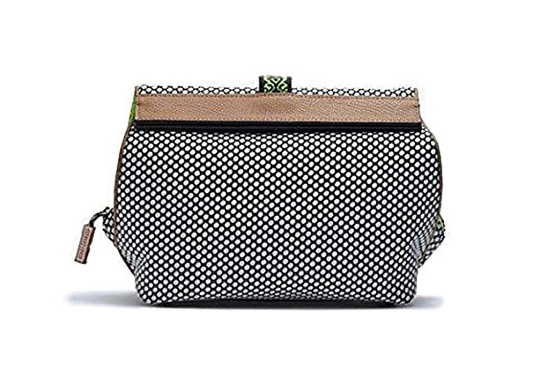 Large Deluxe Cosmetic Bag - Sultry Pop