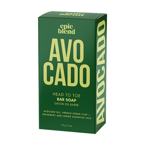 Avocado Bar Soap