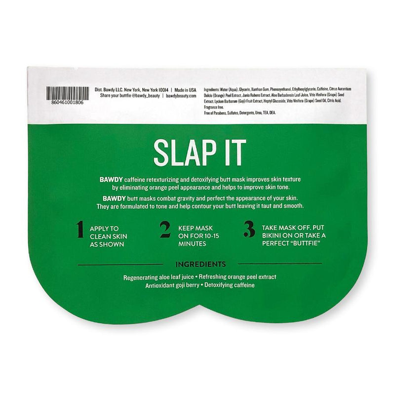 Slap It! Butt Mask