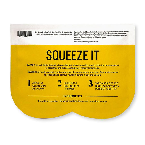 Squeeze It! Butt Mask
