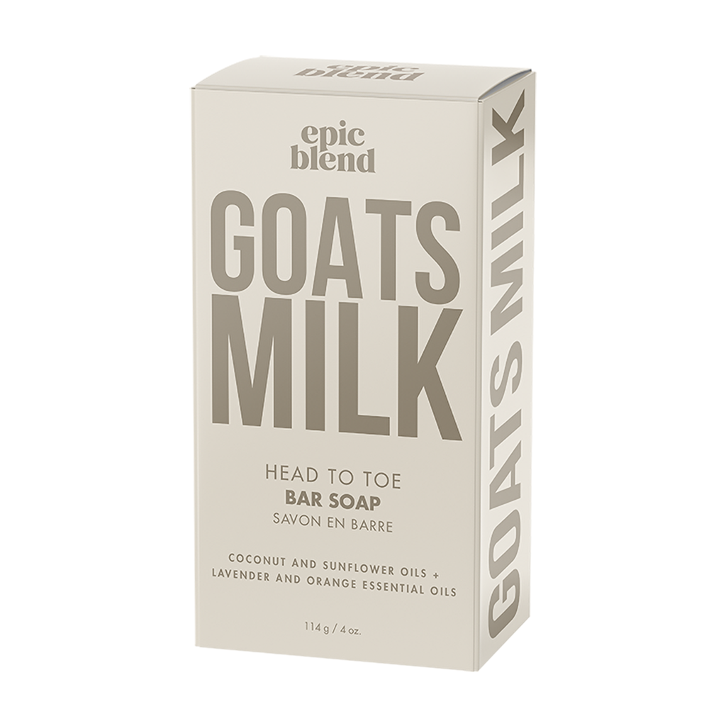 Goatsmilk Bar Soap