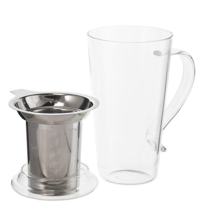 Marbella Tall Tea Mug with Infuser