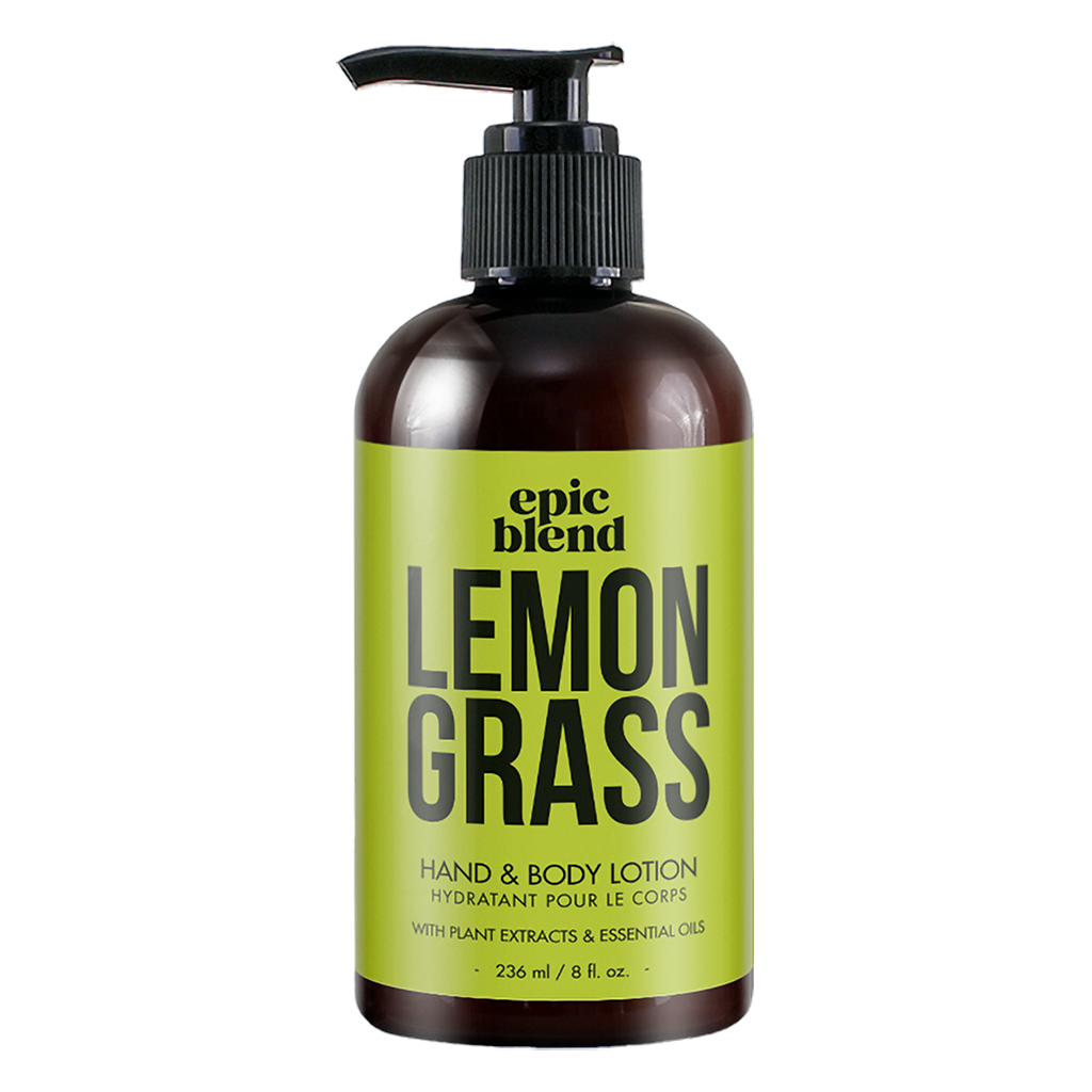 Lemongrass Hand and Body Lotion