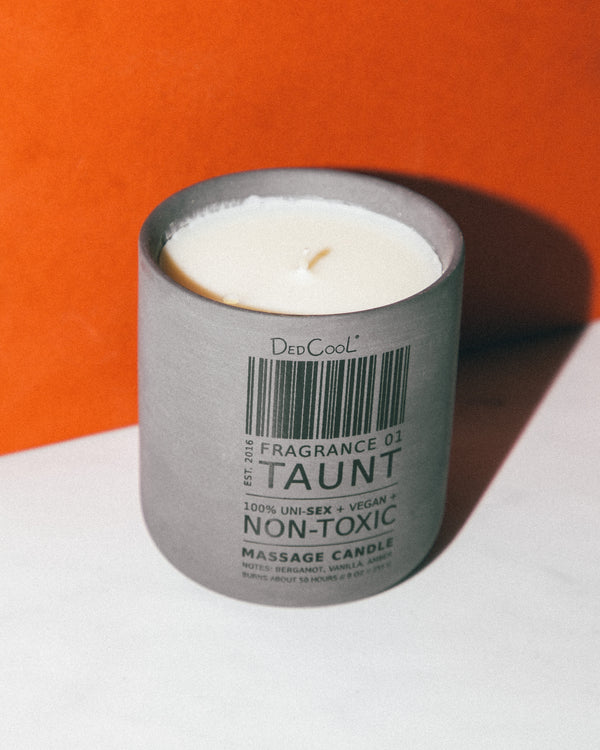 MASSAGE CANDLE 01 -TAUNT