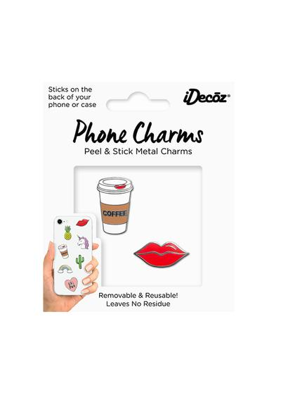 Coffee Phone Charms