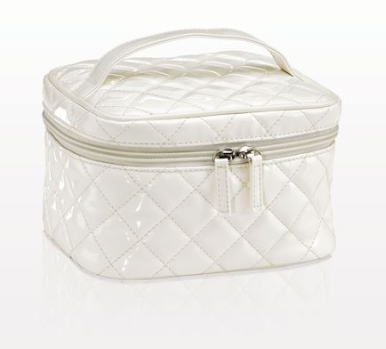 Quilted Train Case