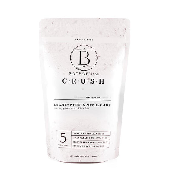 Apothecary Crush 600g (5 baths)