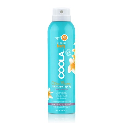 Eco-Lux Body SPF Organic Sunscreen Spray