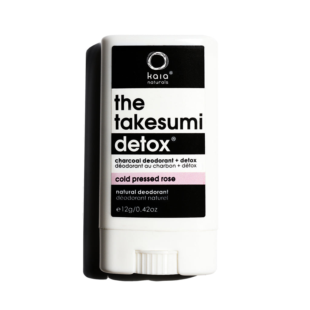 The Takesumi Travel Size Deodorant
