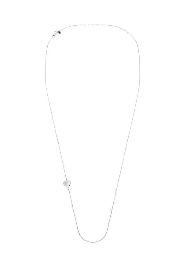 Day Heart Necklace 30""