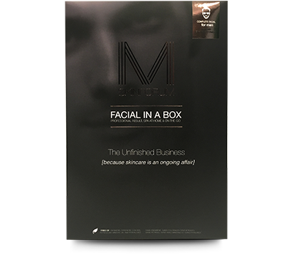 Men's Facial In A Box