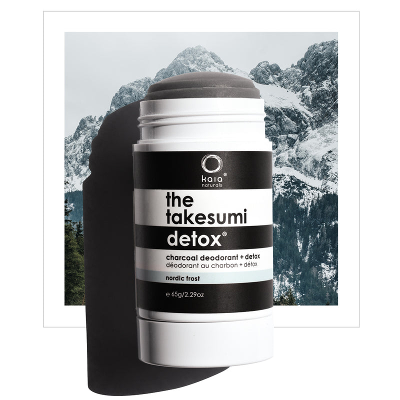 The Takesumi Detox Deodorant