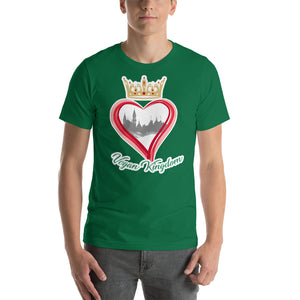 Vegan Kingdom Short-Sleeve T-Shirt