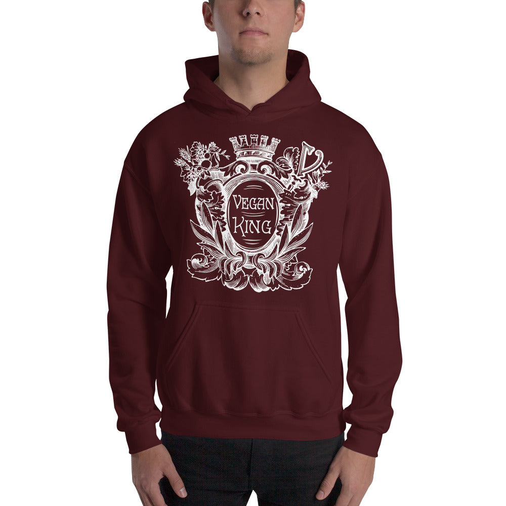 VEGAN KING dark color Hoodie