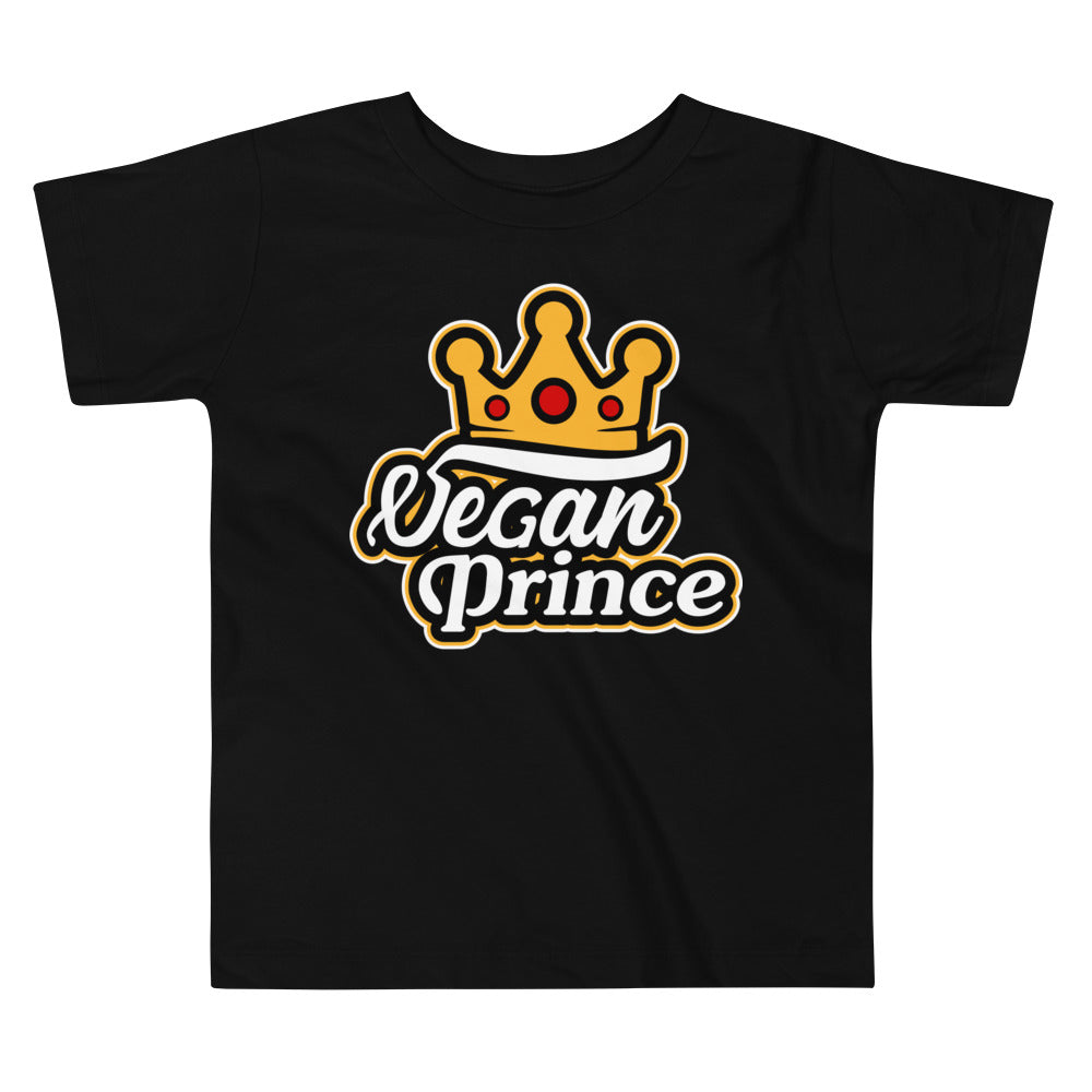 Vegan Prince Toddler Short Sleeve Tee
