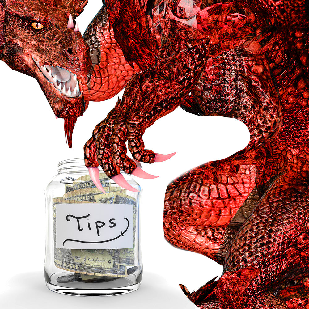 Digital Tip Jar