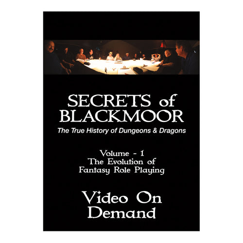 Secrets of Blackmoor VOD