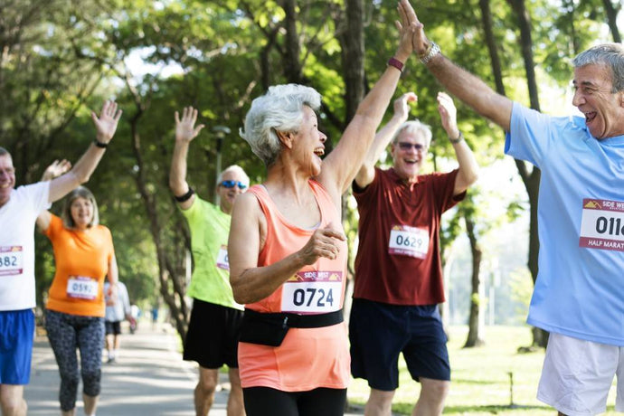 Caring For Arthritis: A Marathon, Not A Sprint