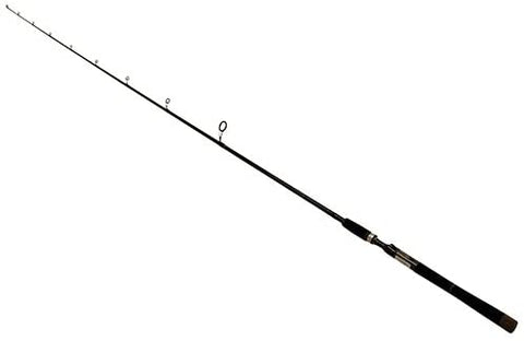 "Okuma 1 Piece 7'5"" Length Medium/Heavy Power Shadow Stalker Inshore Spinning Rod"