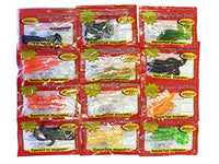 Spike-It Soft Bait 10 Piece Assortment (freshwater)