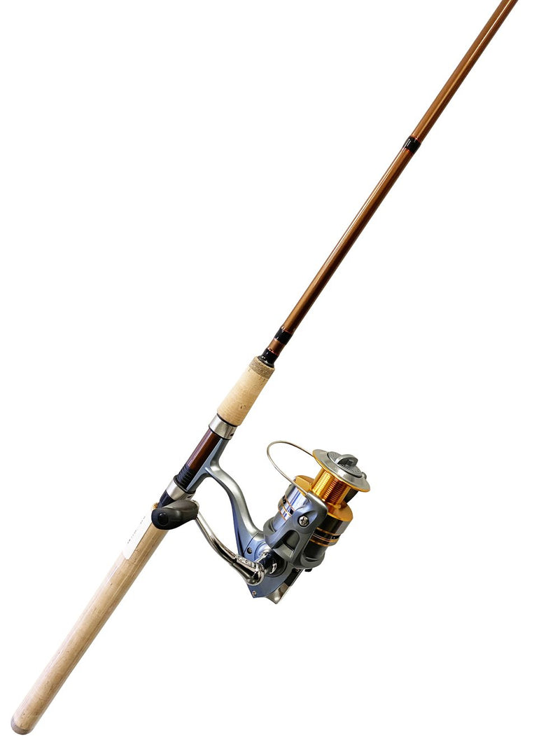 Okuma 9 Medium SST Steelhead Rox Spinning Combo