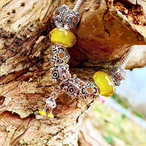 YELLOW MOUSE BRACELET slider 2