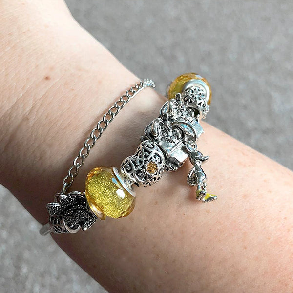YELLOW MOUSE BRACELET slider 3
