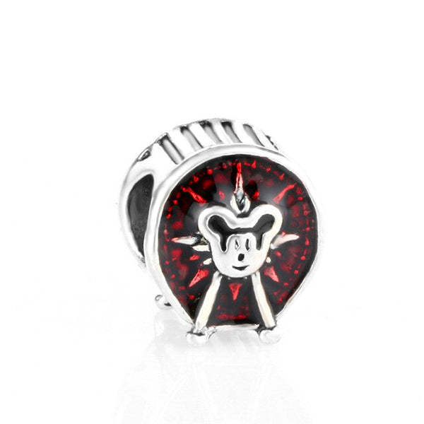 FUN WHEEL CHARM - Disney Jewelry Jewellery Mickey Mouse Minnie