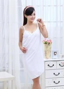 2-in-1 Towel V-Neck Dress (2020 Hottest Trends)
