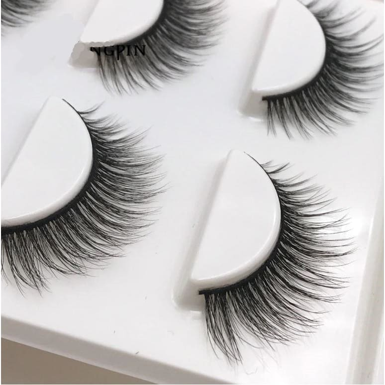 FREE 3 Pairs of Luxe False Lash - FLASH OFFER - lashes