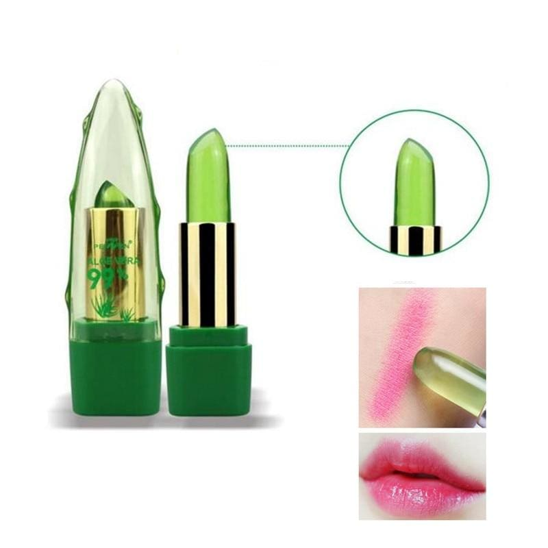 FREE Organic Aloe Vera Lipstick - FLASH OFFER - Clear - lipstick